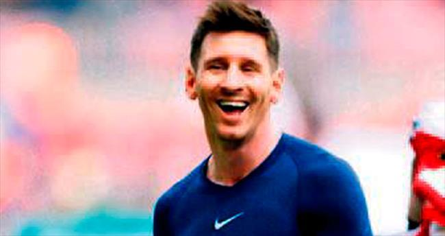Messi'nin sırrı: 3.5 kilo