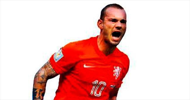 Sneijder rakip olacak