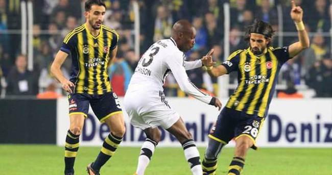 Fenerbahçe: 127 - Beşiktaş: 122