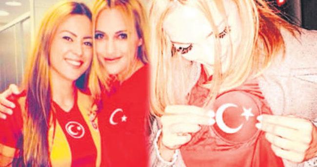 Meryem Uzerli'nin Türkiye aşkı