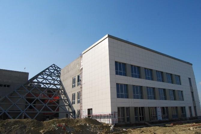 Malkara Bölge Hastanesi İnşaatı Hızla İlerliyor