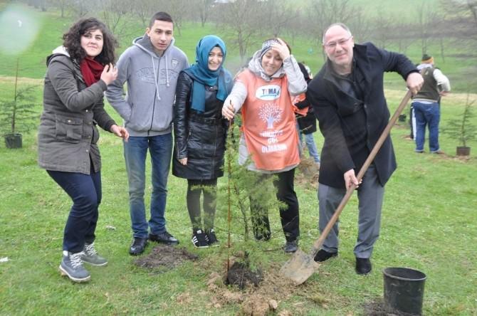 Sakarya TEMA Vakfı Dünya Ormancılık Gününü Kutladı