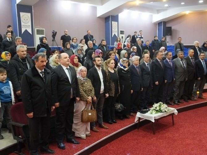 Saraç Çanakkale Zaferi'nin 100 Yıl Programa Katıldı