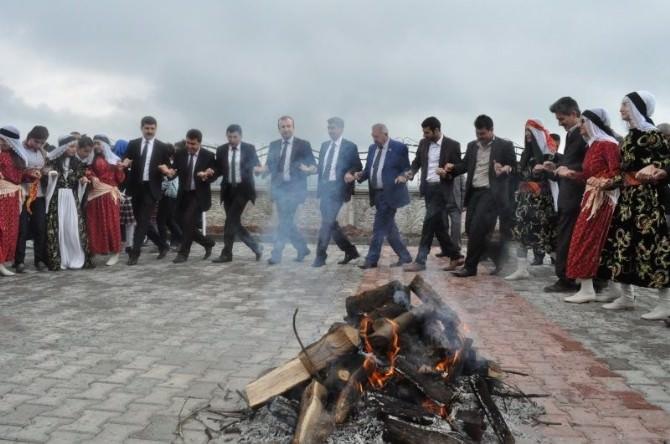 Siirt'te Resmi Nevruz Kutlandı