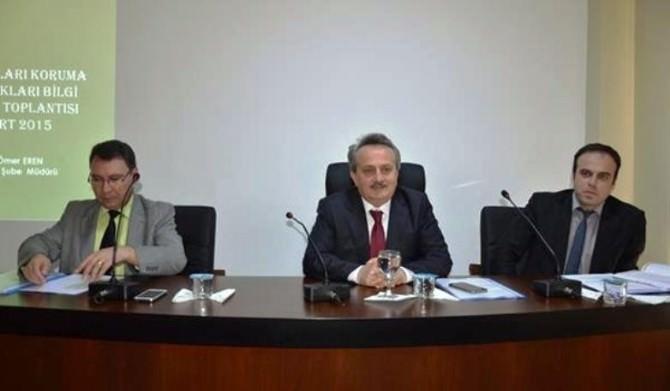 Tekirdağ'da Çiftçi Malları Koruma Toplantısı Yapıldı