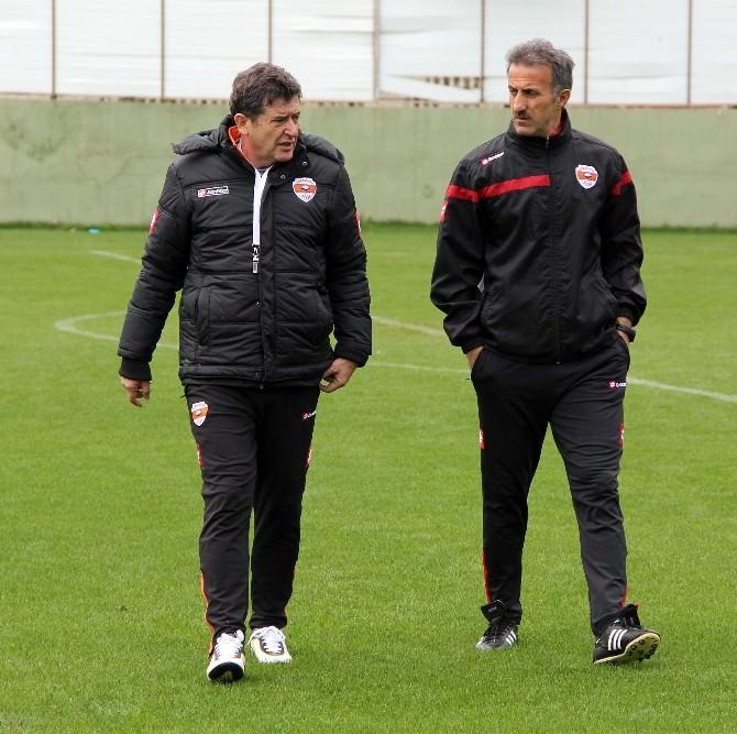 Adanaspor Altınordu Maçına Hazır