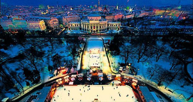 Orta Avrupa'nın üç gözdesi