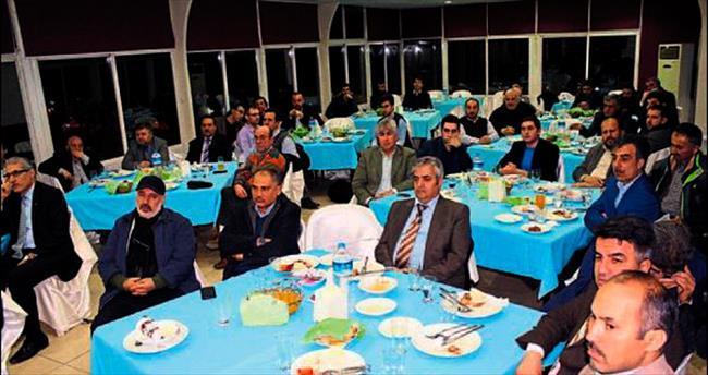 İbrahim Turhan STK temsilcileriyle buluştu
