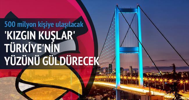 Angry Birds Türkiye'yi tanıtacak