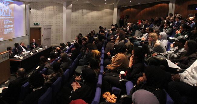 Türkiye'nin Somali politikası Londra'da ele alındı