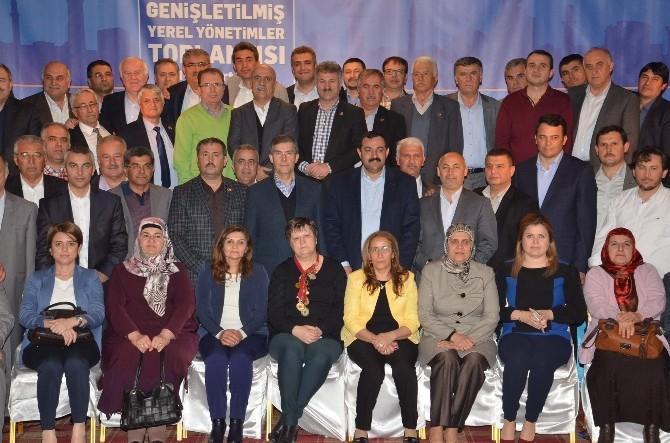 AK Parti Genişletilmiş Yerel Yönetimler Toplantısı