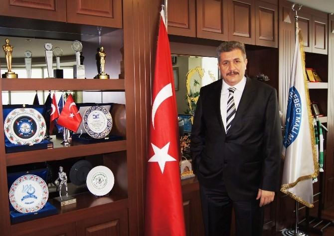 Başkan Turan'dan Genel Sağlık Sigortası Uyarısı
