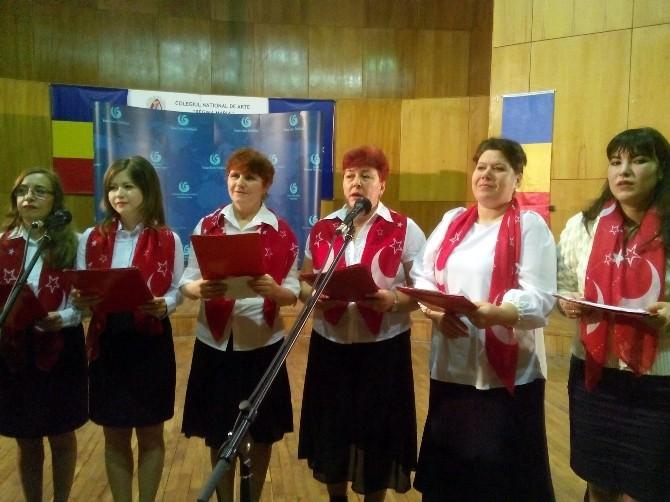 Nevruz Romanya'da Düzenlenen Etkinliklerle Kutlandı
