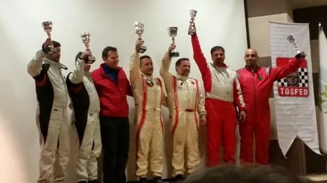Sinoff 2015 Sezonunun İlk Yarışında 3. Oldu