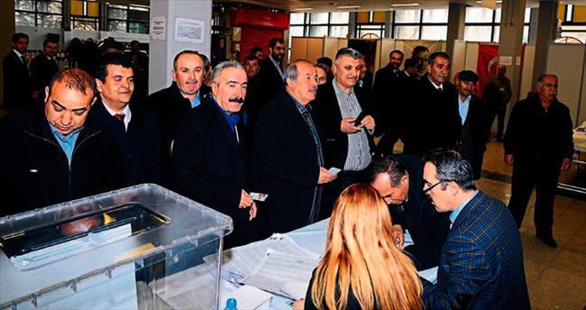 Oy verme sırası STK'lara geldi