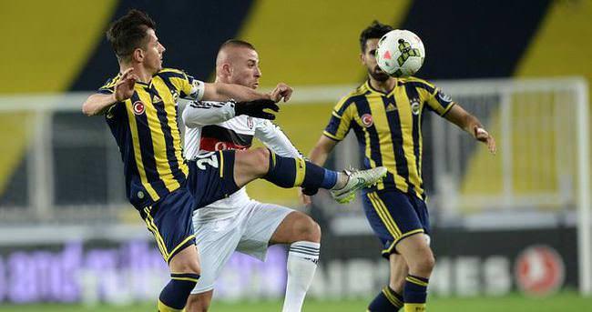 Fenerbahçe - Beşiktaş maçında Gökhan Töre'yi çıldırtan tezahürat