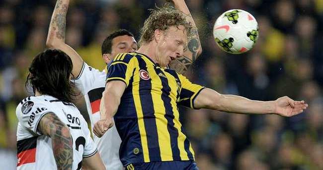 Fenerbahçe'de Kuyt ve Meireles şoku