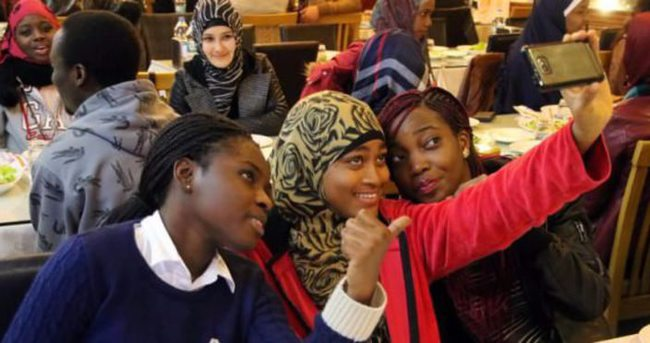 Yabancı öğrenci sayısında büyük artış