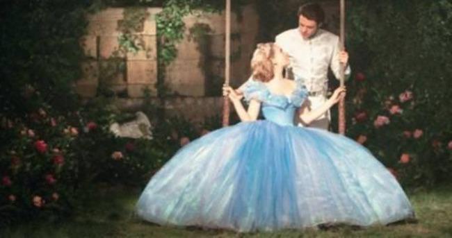 Cinderella'nın beli kriz yarattı