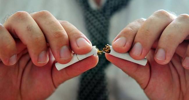 Sigara depresyona yol açıyor