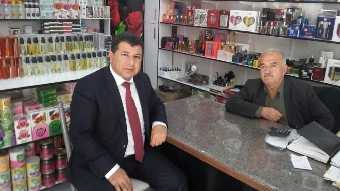 Mehmet Tanrıöver, Oda Ziyaretlerini Sürdürüyor