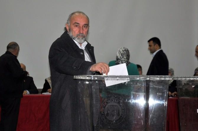 AK Parti Nevşehir'de STK'lar İçin Temayül Yaptı