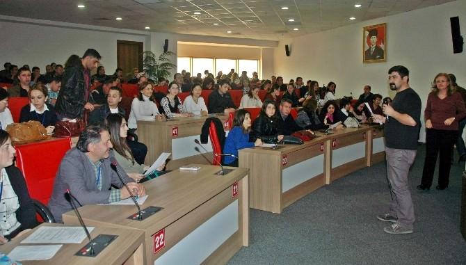 Aydın'da İş Sağlığı Ve Güvenliği Eğitimi Yapıldı