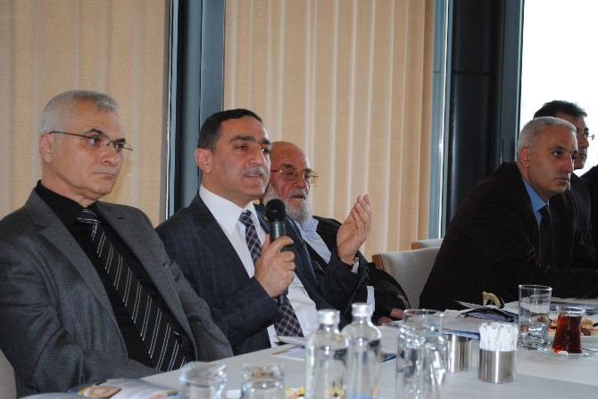 Prof. Dr. Karahocagil, Amasya Üniversitesi Rektörlüğü'ne Aday