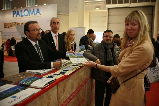 Bodrum, Moskova'da Tanıtılıyor