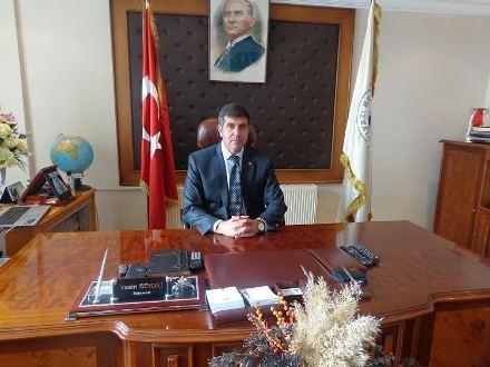 Erzincan Akyazı Belde Başkanı Yasin Beydili MHP'den İstifa Etti