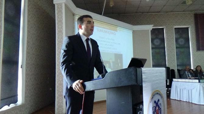 Erzican'da 2015 Yılı Sodes Programı Bilgilenderme Toplantısı Gerçekleştirildi