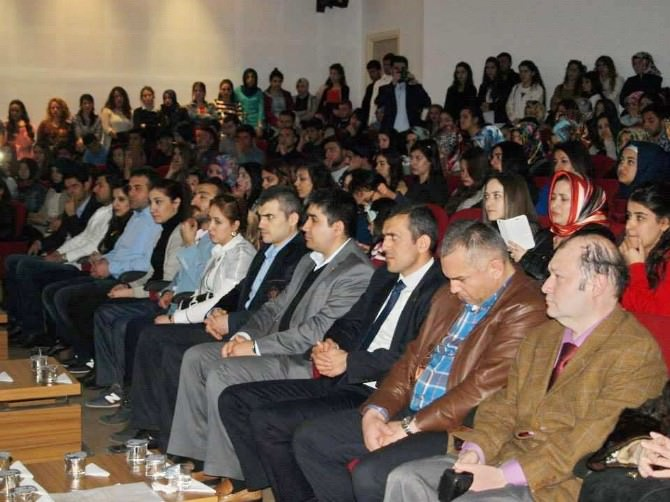 İslahiye İibf'de Çanakkale Ve Şehitleri Anma Programı