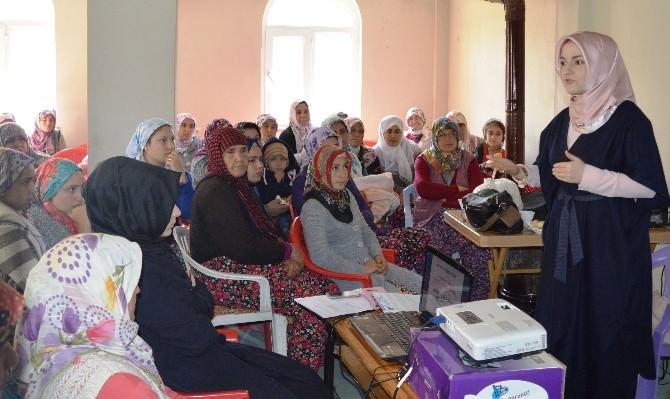 Kadın Çiftçiler Sertifikalarını Aldı