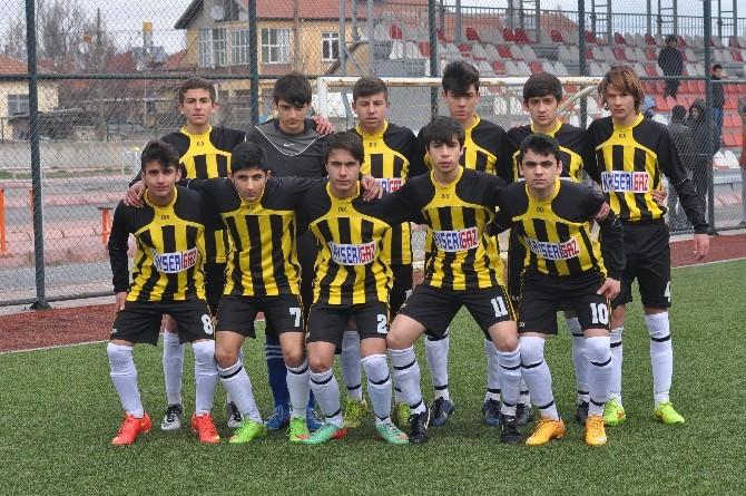 Kayseri U17 Ligi Play-off Grubu