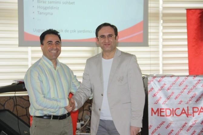 Medical Park'ta Eğitimci Eğitimi