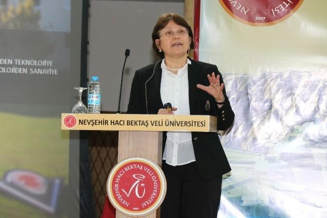 Nevşehir'de 'Hafif Malzeme Çelik' Adlı Konferans Düzenlendi