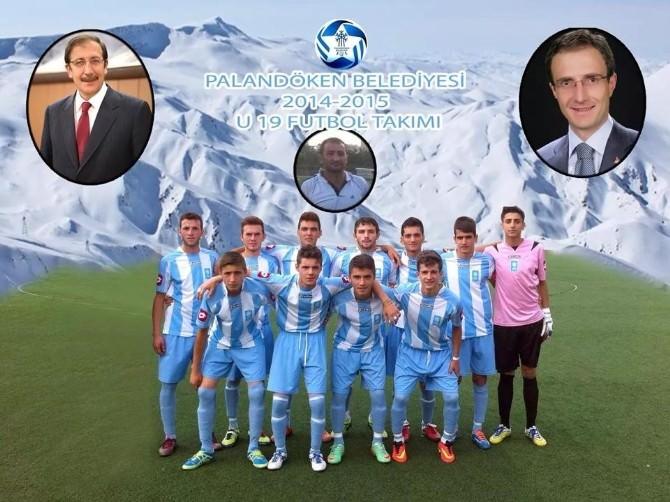 Palandöken Belediyesi Futbol Takımı Futsal Liginde Erzurum'u Temsil Edecek