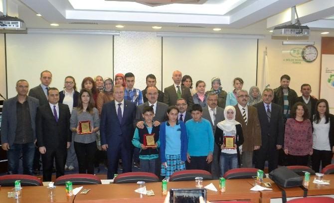 Konya'da Dünya Su Günü Kutlandı