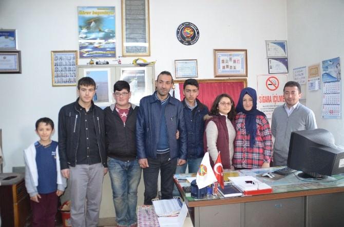 Tosya Türk Hava Kurumu Şehit Ve Gazi Çocuklarına Planör Kursu Kayıtlarına Başladı