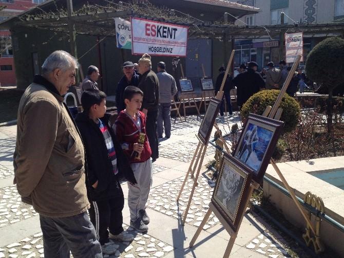 Eskent'ten Çanakkale Zaferinin 100. Yıl Dönümü Sergileri