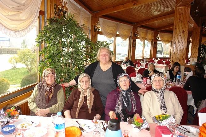 Saray Kent Konseyi Yaşlıları Unutmadı