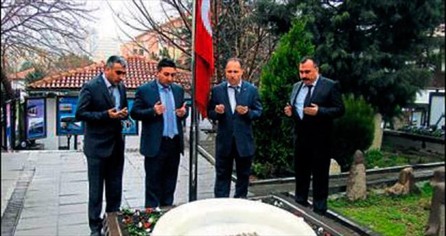 Yazıcıoğlu'na Kayseri'den ziyaret