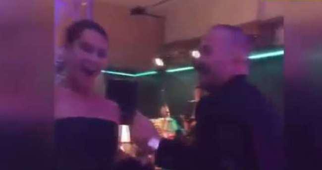 Cem Yılmaz ile Hülya Avşar'ın müthiş dansı