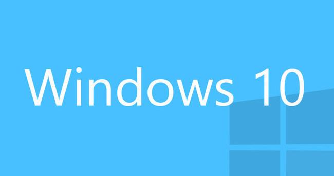 Windows 10 son hızla geliyor