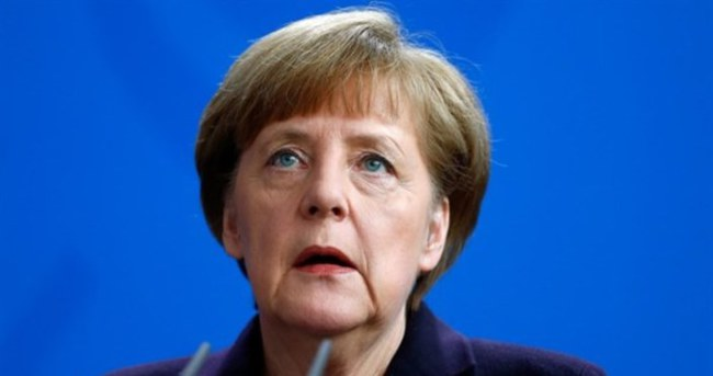 Merkel: Derinden sarsıldım