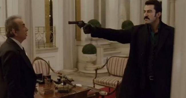 Karadayı nefes kesti, silahlar patladı! (Twitter'da yorum yağmuru...)