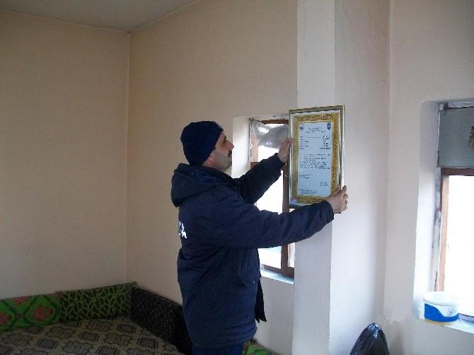 Bolvadin'de Mahalle Fırınlarına Yapılan Denetimler Aralıksız Olarak Sürüyor