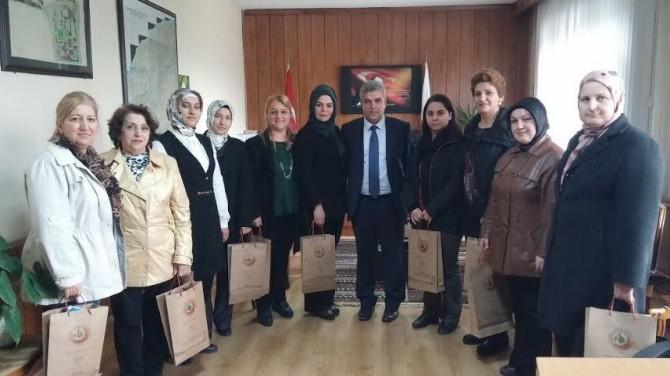 AK Partili Kadınlardan Orman Haftası Ziyareti