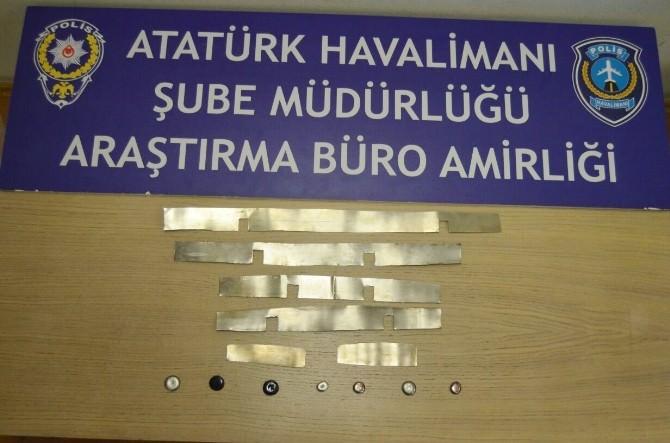Atatürk Havalimanı'nda Tıbbi Malzeme Operasyonu