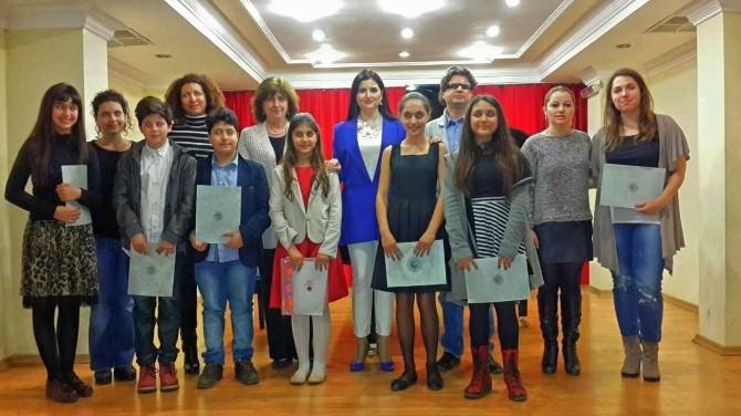 Azerbaycanlı Sanatçıdan Piyano Konseri Ve Masterclass